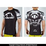 Manto Madness Short Sleeve Grappling Rashguard
